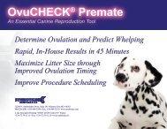 OvuCHECK® Premate - CYF MEDICAL DISTRIBUTION