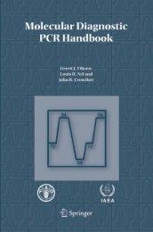 PCR Handbook. Chapter 2. - CYF MEDICAL DISTRIBUTION