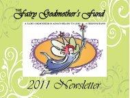 Fairy Godmother's Fund - South Dakota Community Foundation