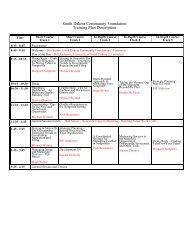 SDCF -- chart and course descriptions.docx - South Dakota ...