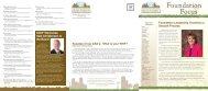 2013 Spring Newsletter - South Dakota Community Foundation