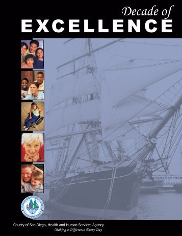 EXCELLENCE - County of San Diego