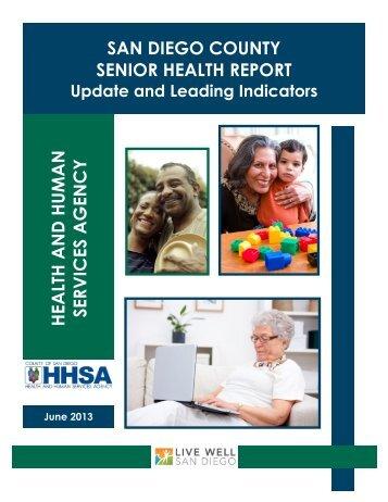 Senior Health Report - County of San Diego