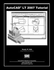 1-58503-294-8 -- AutoCAD LT 2007 Tutorial - SDC Publications