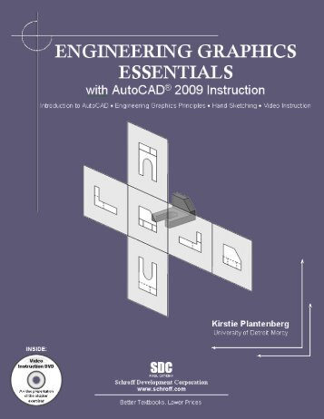 Engineering Graphics Essentials with AutoCAD ... - SDC Publications