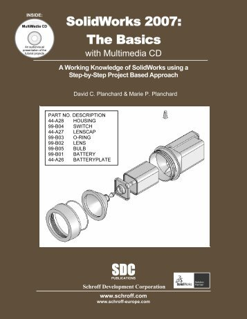 SolidWorks 2007: The Basics - SDC Publications