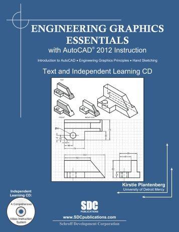 Engineering Graphics Essentials - SDC Publications