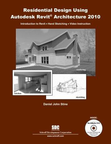Residential Design Using Autodesk Revit ... - SDC Publications