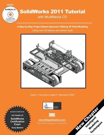 SolidWorks 2011 Tutorial - SDC Publications