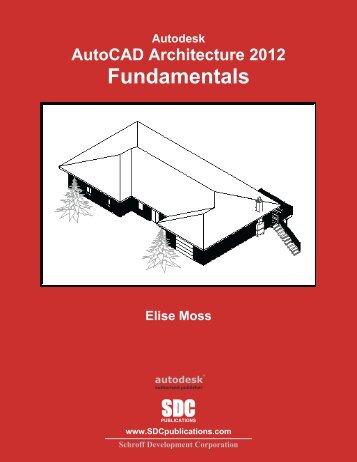978-1-58503-635-6 -- Autodesk AutoCAD ... - SDC Publications