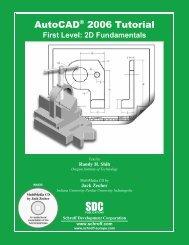 AutoCAD® 2006 Tutorial - SDC Publications