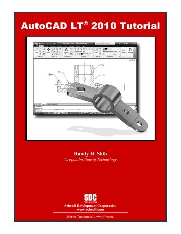 978-1-58503-505-2 -- AutoCAD LT 2010 Tutorial - SDC Publications