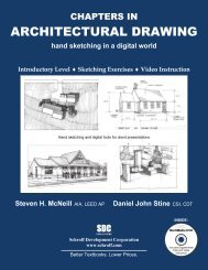 978-1-58503-495-6 -- Chapters in Architectural ... - SDC Publications