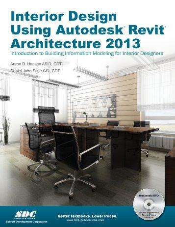 Interior Design Using Autodesk Revit ... - SDC Publications