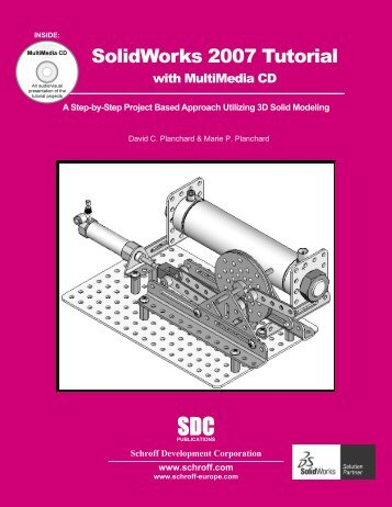 SolidWorks 2007 Tutorial - SDC Publications