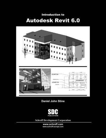 1585031933 - Introduction to Autodesk Revit 6.0 - SDC Publications