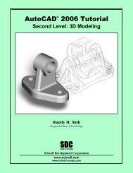 3D Modeling - SDC Publications
