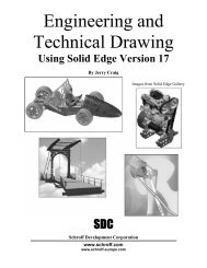 Engineering and Technical Drawing - SDC Publications