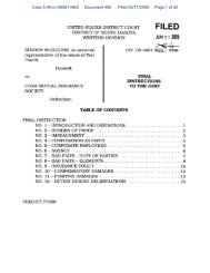 Case 5:06-cv-05061-KES Document 455 Filed 06/11/2009 Page 1 ...