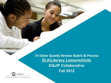 Tri-State Rubric_ELA Guidance