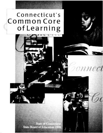 Pages 1 through 28 CCL - Connecticut State Department of Education