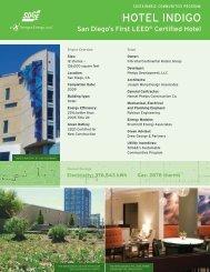 Hotel Indigo Case Study - San Diego Gas & Electric