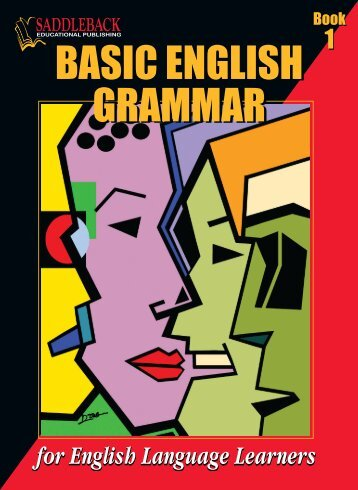 basic english grammar basic english grammar - SADDLEBACK ...