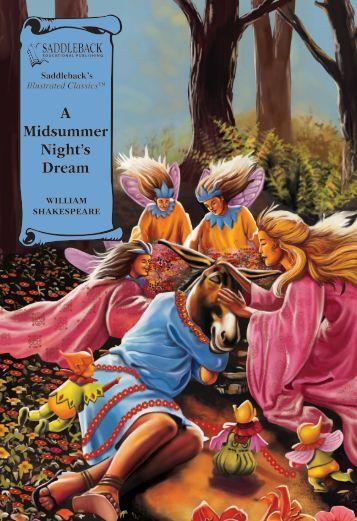A Midsummer Night's Dream - Mari Inc.