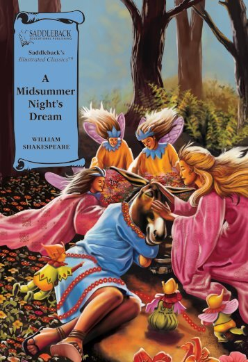 A Midsummer Night's Dream - Mari Inc.