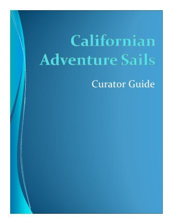 Curator Guide - Maritime Museum of San Diego