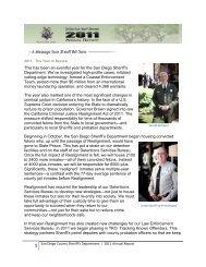Printer-friendly version - San Diego County Sheriff's Department