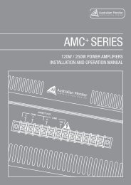 AMC+ SERIES - SDS Music Factory AG