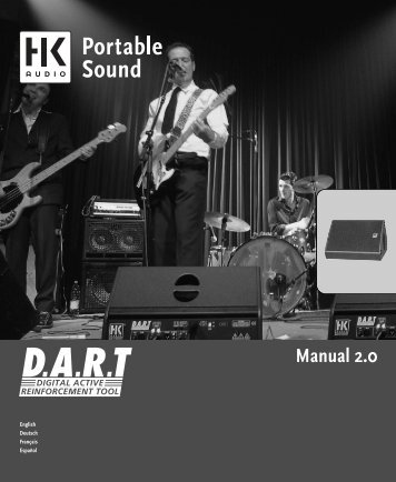 D-1147_Dart Manual 2.0 - SDS Music Factory AG