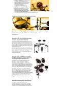 sdsmusic.ch - Newsletter - SDS Music Factory AG - Page 2