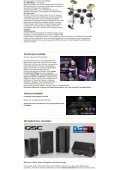 sdsmusic.ch - Newsletter - SDS Music Factory AG - Page 3