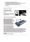 Herzlich willkommen zur Herbst-Ausgabe unseres DJ Newsletters ... - Page 4