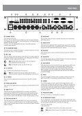 av system controller installation and operation manual - SDS Music ... - Page 5