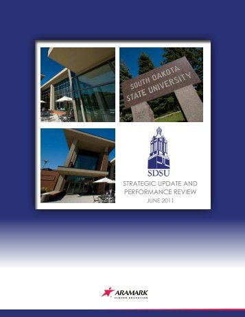 Strategic Update and performance review - South Dakota State ...