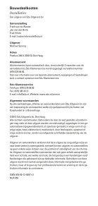 Bouwdeelkosten Installaties 2013 - Sdu - Page 3