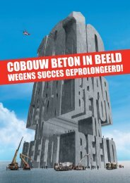 10 jr Beton in Beeld folder - Sdu