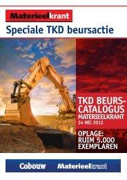 Speciale TKD beursactie - Sdu