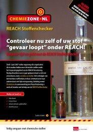 REACH Stoffenchecker - Sdu