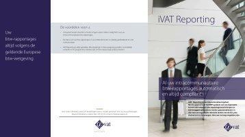 Brochure iVAT Reporting - Sdu
