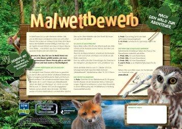 Mach den Wald zum Abenteuer - Schutzgemeinschaft Deutscher Wald