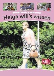 Helga will's wissen 2014