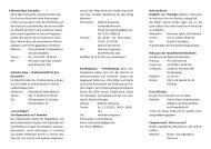Flyer Bildungswerk Programm März bis Juli 2013 - Seelsorgeeinheit ...