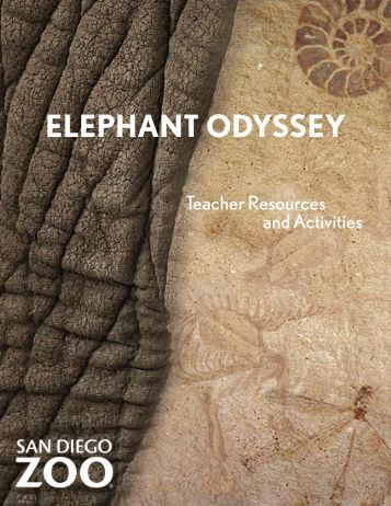 ELEPHANT ODYSSEY - San Diego Zoo Safari Park