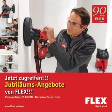Jubiläums-Angebote F.. - MERKLE Schweißanlagen-Technik GmbH