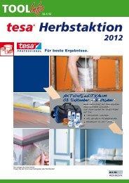 tesa® Herbstaktion - Farben Schultze