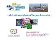 La Iniciativa Andaluza en Terapias Avanzadas